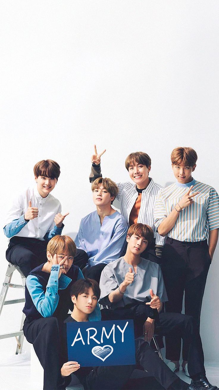 Best 25 bts ideas on pinterest bts group pics foto bts and they really had an army sign stopboris