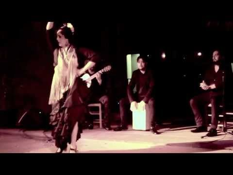 Video of Flamenco dancers in Spain as my inspiration for the Me Encanta Holiday 2013 Color Collection