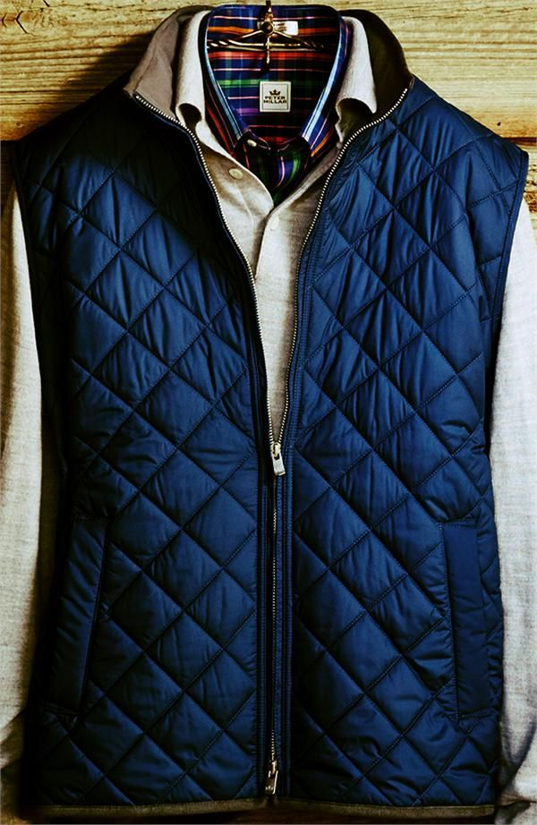 38 best Sewing Inspiration images on Pinterest | American dad ... : peter millar quilted vest - Adamdwight.com