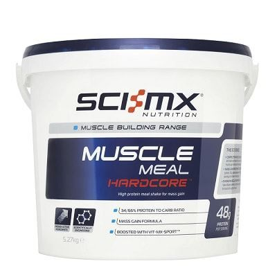 Sci-Mx Muscle Meal Hardcore Gainer 5.27 Kg