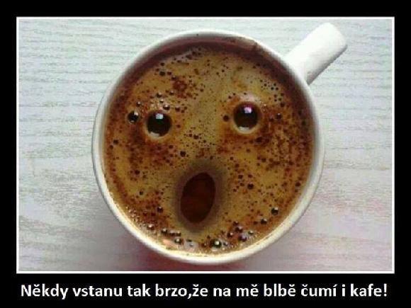 Ranní kafíčko