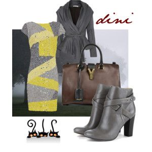 """""""greyish"""" by dini-ph on Polyvore"""