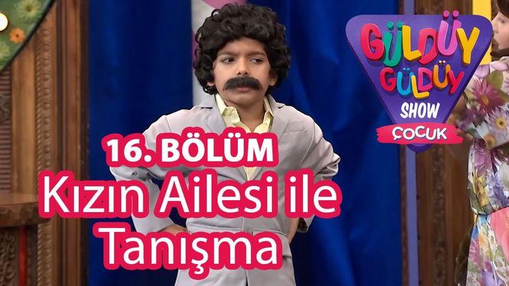 ✿ ❤ Perihan ❤ ✿ KOMEDİ :) Güldüy Güldüy Show Çocuk 16. Bölüm, Kızın Ailesi ile Tanışma :))