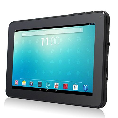 With a robust Broadcom Quad-core CPU 4x1.2 Ghz, Dragon Touch N90 turns out to be a perfect tablet for playing games, surfing webs, videos, listening to musics, etc.