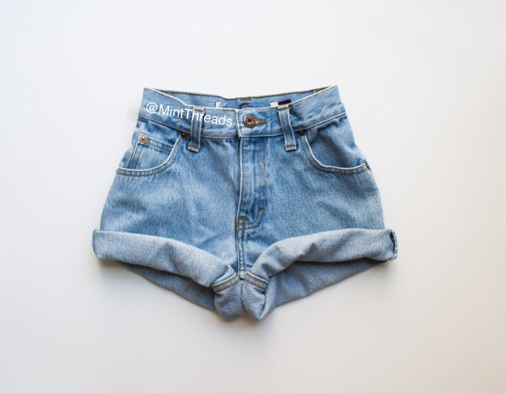 "ALL SIZES Vintage ""HELIOS"" High Waisted Denim Shorts / High Waisted Shorts by MintThreads on Etsy https://www.etsy.com/listing/190406991/all-sizes-vintage-helios-high-waisted"