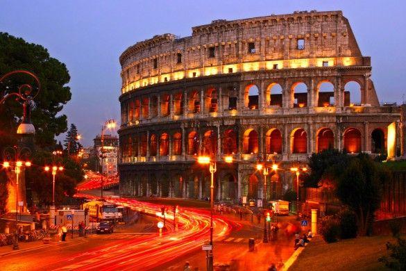 Silvester in Rom - So wird der Jahreswechsel unvergesslich