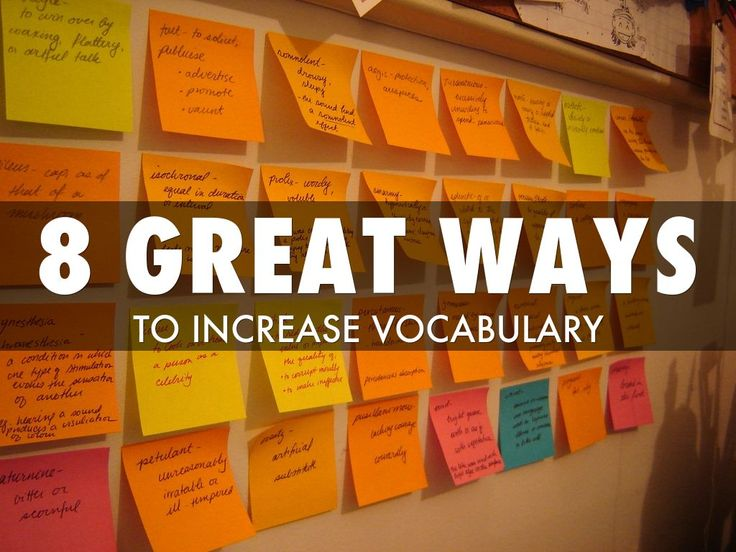 """8 Great Ways To Increase Vocabulary"" - A Haiku Deck by Joanne Kaminski: #vocabulary"