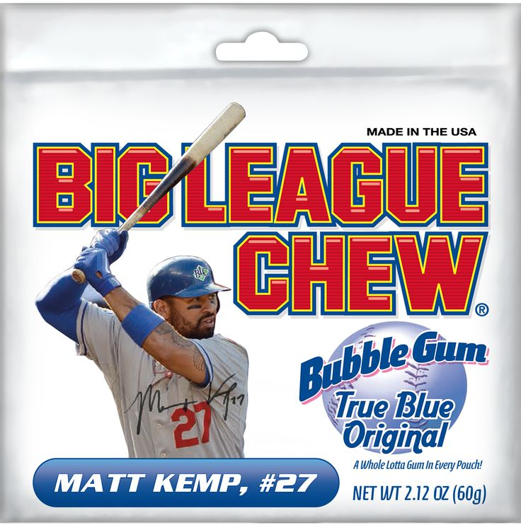 Its Official Big League Chew Fans You Can Now Purchase