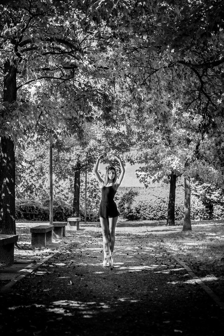 The Ballerina Project: Novara - The Allea park