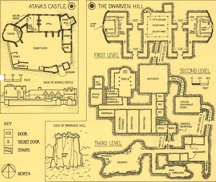 Dd Maps on loudoun castle floor plan