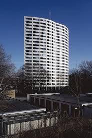 Alvar Aalto, Budynek wielorodzinny, Brema, 1958-62