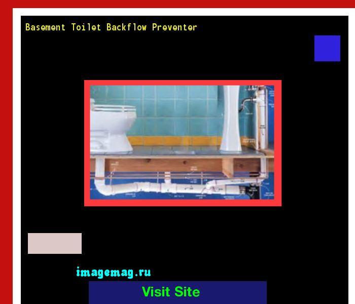 Basement Toilet Backflow Preventer 100835 - The Best Image Search