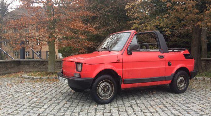 Fiat 126 Bosmal 1995 - 21999PLN - Jelenia Góra - Giełda klasyków