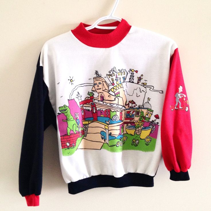 Pee Wee Herman Vintage Sweatshirt by ThingsIBuyForYou on Etsy