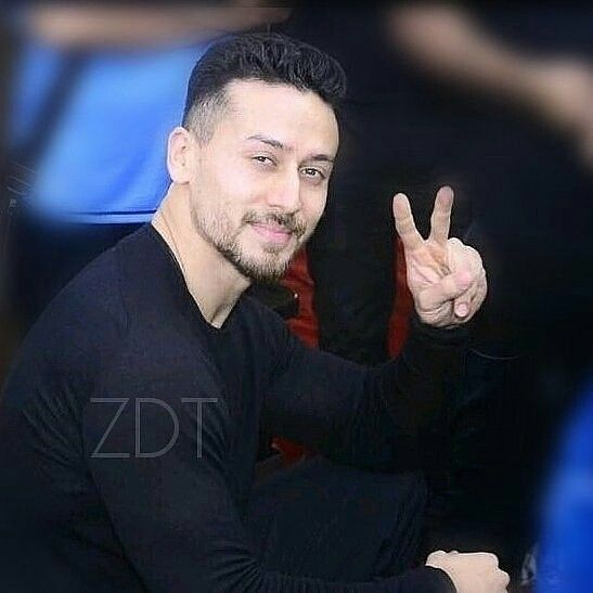 Tiger Shroff new look for Baaghi 2 movie