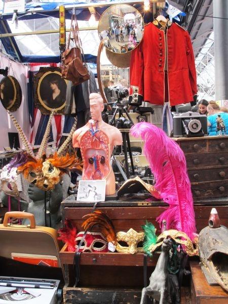 Spitalfields Market, London via http://townfish.com. Follow us: http://twitter.com/townfish_london