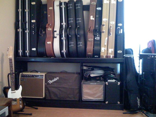 Anyone build a wooden guitar rack? - Page 2 - Telecaster Guitar Forum