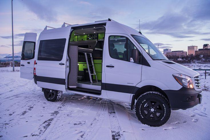 Alaska Camper Van Conversions