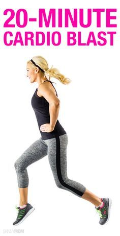 Jump off the jiggle with this workout!