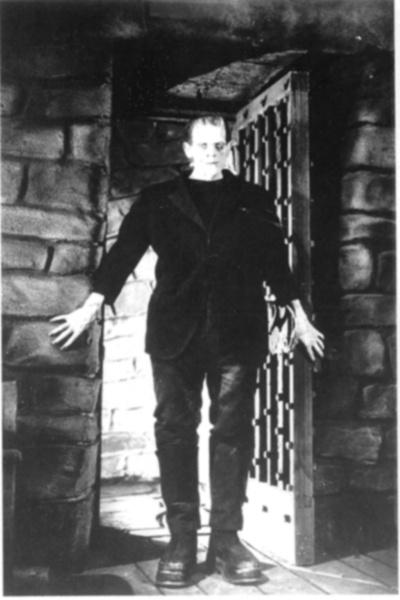 """Boris Karloff """"Frankenstein's Monster"""" (1931)"""