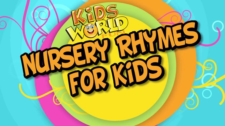 Nursery Rhymes for Kids, Popular Rhymes Collections for Free.   Popular English rhyme collections for children. Nursery rhymes are the best to teach your children about music, rhyme and language. #NurseryRhymes #RhymeVideos
