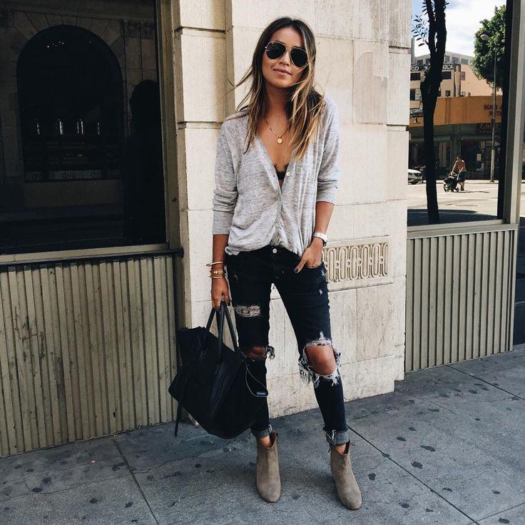"""Yesterday's off-duty vibe. | shop this look: @liketoknow.it www.liketk.it/1NrrS #liketkit"""
