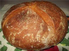 Буханка хлеба (Рецепты хлеба -без дрожжей, в духовке)