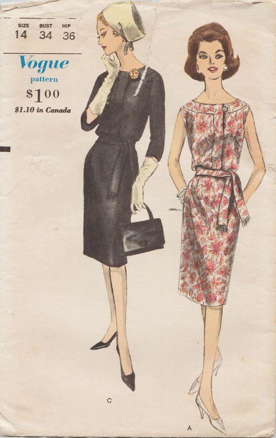 261 besten Vintage patterns Bilder auf Pinterest | Vintage mode ...