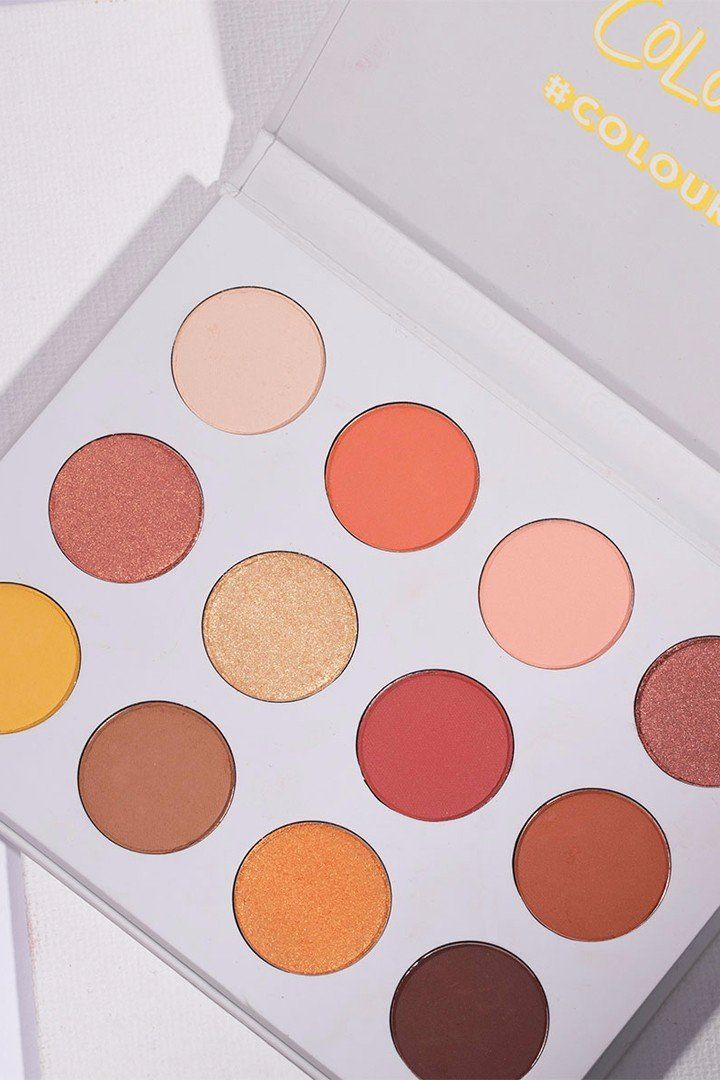 "ColourPop's Largest Eye Shadow Palette Yet Will Make You Say ""Yes, Please!"""