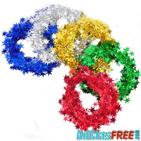Color Bar Strip Christmas Decoration - US Classified Ads | Post Your Ads For Free