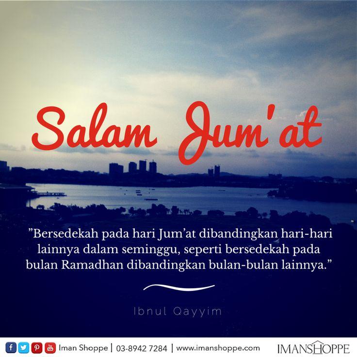 Have a barakah Jumuah to everyone!
