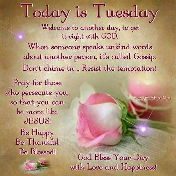 Good Morning Tuesday Blessing Images : Best images about tuesday blessings on pinterest