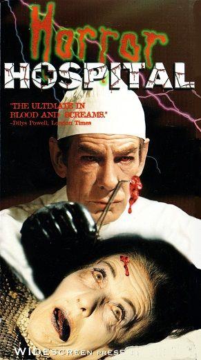 Cartel Película Horror en el hospital (1973)