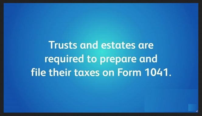 irs_form_1041_guide #Form_1041   #IRS #Form_1041_Instructions   #DefenseTax
