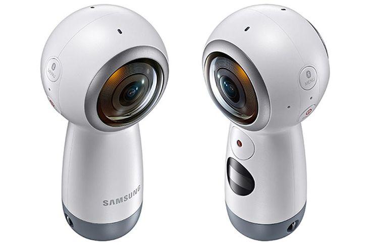 Samsung Gear 360 (2017), la videocamera 4K