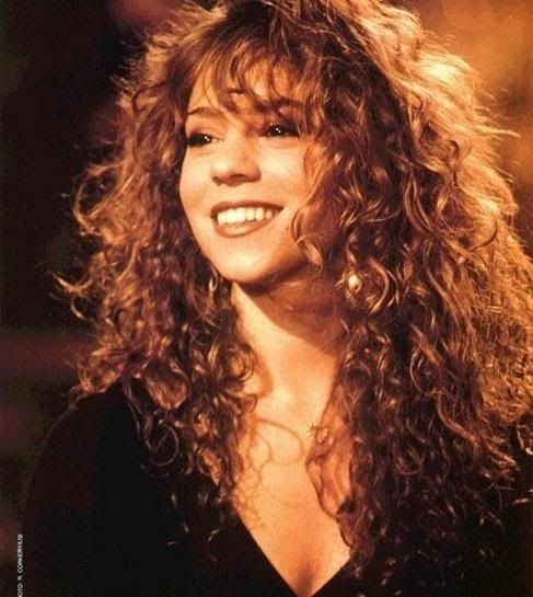 You got a spiral perm in an attempt to recreate those beautiful curly locks. | Community Post: 15 Signs You Were Obsessed With Mariah Carey In The '90s
