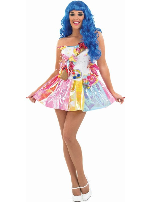 Katy Perry inspired costume