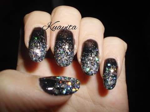 Negro & Glitter