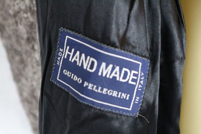 Guido Pellegrini - cappotto Hand Made (made in Italy)