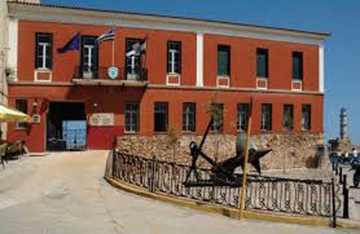 Naval #museum #Crete #History
