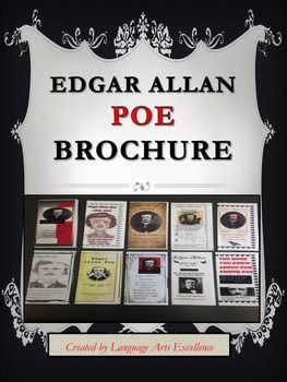 a discussion on the influence of the life of edgar allan poe on his works Edgar allan poe is one of the most influential horror writers of all time, expanding the genre of gothic literature and creating the earliest detective stories poe wrote during the early 19th century in new england and was a strong supporter of the romantic movement which he utilized to create.