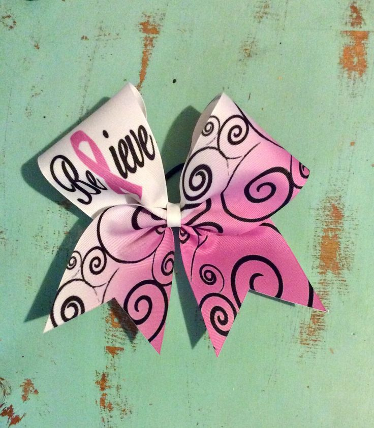 Excited to share the latest addition to my #etsy shop: Believe Cheer Bow/Cheer Bows/Team Cheer Bows/Pink cheer Bows/Pink Cheer Bow