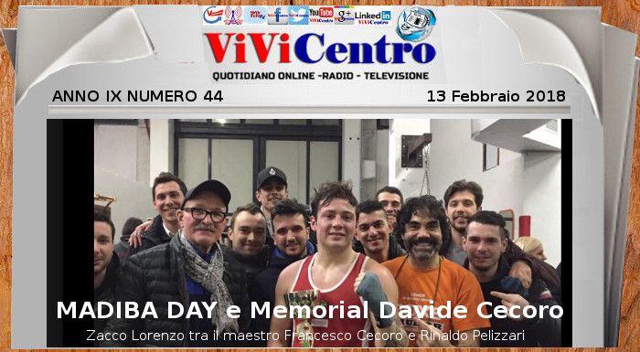 MADIBA DAY e Memorial Davide Cecoro (Diana Marcopulopulos)
