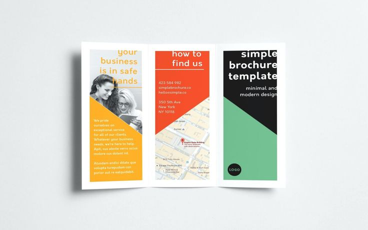 how to make a brochure on open office