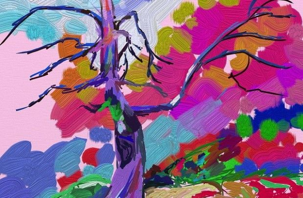 Paint or Paint App? Value of Creating Digital Vs. Traditional Art