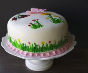 Forra un pastel con fondant en 12 pasos | Blog de BabyCenter por @Pilar Diaz Suarez Diaz Suarez Hernandez-Enmicocinahoy
