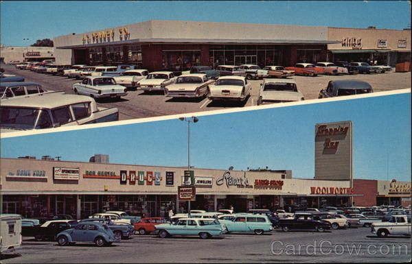 Central Plaza Palmdale California. The Palace Theatre was located on the back side of this plaza.  I worked there for two winters during high school, when I wasn't working at the Palmdale Drive In.