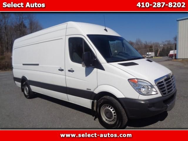 Used 2012 mercedes benz sprinter 2500 high roof 170 in wb for Used mercedes benz for sale in md