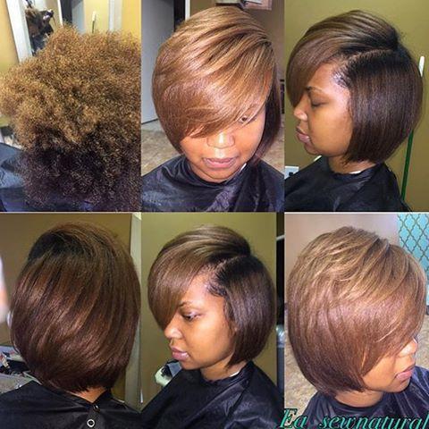 Short Flat Iron Hairstyles 192 Best Natural Hair  Silk Press  Curls Images On Pinterest