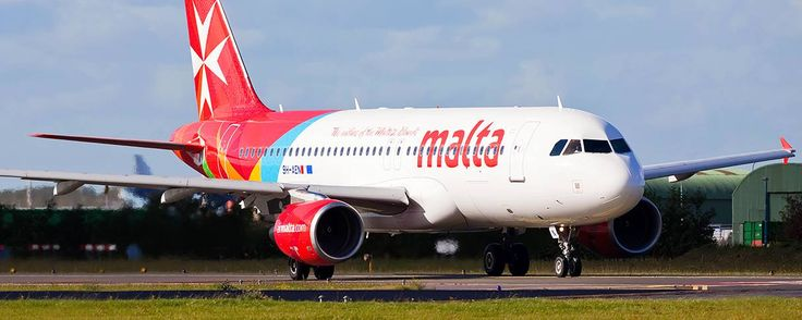 Cheap Malta flights through airlines like Air Malta.